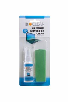 D Clean Premium Notebook Clean Crystal Shine 30 ml - �ist�c� roztok