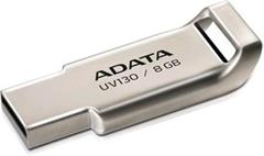 Flashdisk Adata UV130 8GB USB kovová