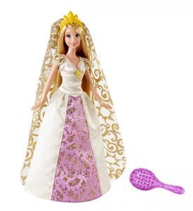 Hračka Panenka Disney Locika nevěsta