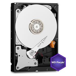 Disk Western Digital Caviar Purple 3TB, SATAIII/600, 64MB, IntelliP.3RZ
