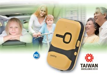 GPS IntelliTrac P1 personal tackers, IP65, Water Proof, silikonové pouzdro