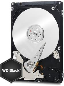 Disk Western Digital Black 2,5' 750GB SATAIII 7.2k 16MB