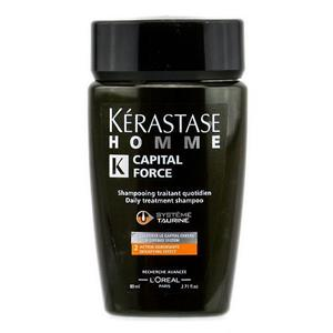 Šampón Kerastase Kosmetika Kerastase Homme Capital Force Daily Treatment Shampoo 250ml 250ml