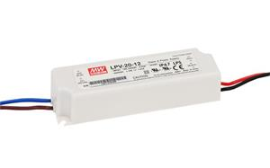Zdroj Mean-well LPV-20-12 20W IP67,12V