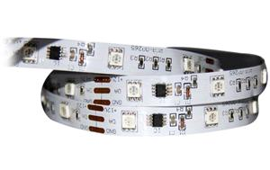 LED pásek RGB Digital Ribbon Premium Line 30LED/m, 5m, 12V