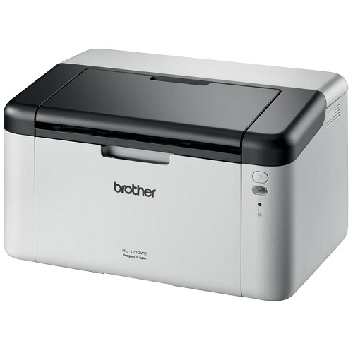 Tlačiareň Brother HL-1210WE, A4, laser, černobílá, 20 str./min., GDI, 32MB RAM, GDI, USB, WiFi