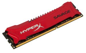 Pamäť Kingston DDR3 4GB 2400MHz CL11 Kingston Savage XMP