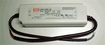 Zdroj Mean-well LPV-150-12 IP67, 12V