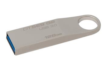 Flashdisk Kingston DataTraveler SE9 128GB, USB 3.0