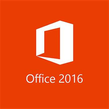 Software Microsoft Office Home and Business 2016 Win English Medialess P2