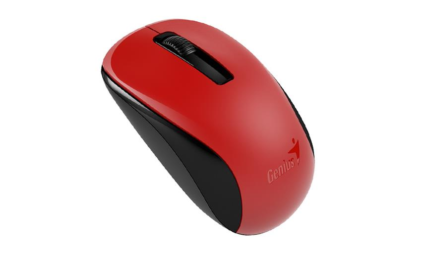 Myš Genius NX-7005 ,USB Red, Blue eye