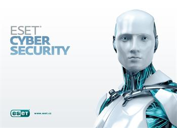 Software Eset Cyber Security (Mac) 4 instalace, 1 rok