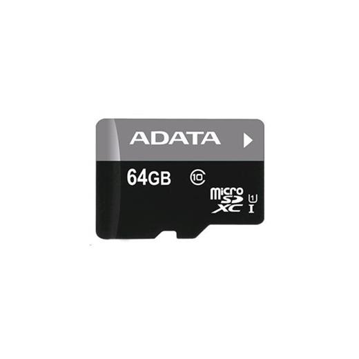 Pamäťová karta Adata 64GB MicroSDXC Premier ,class10 with Adapter
