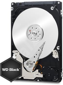 Disk Western Digital Black 2,5' 500GB SATAIII 7.2k 32MB