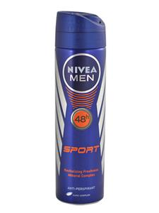Antiperspirant Nivea Men Sport Anti-perspirant Deodorant 150ml
