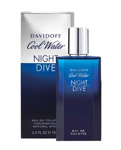 Toaletná voda Davidoff Cool Water Night Dive 125ml