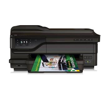 Tlačiareň HP Officejet 7612 33 ppm, USB, Eth., Wi-Fi, Print/Scan/Copy/FAX,Duplex