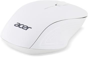 Myš Acer Wireless Optical Mouse Moonstone White