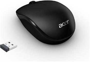 Myš Acer Wireless Optical Mouse Moonstone Black