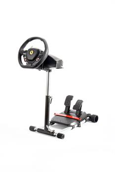 Stojan Wheel Stand Pro na volant a pedály pro Thrustmaster SPIDER, T80/T100, T150, F458/F430, černý
