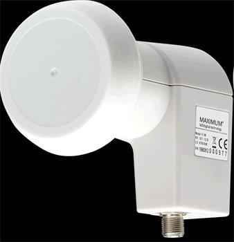 Konvertor Maximum PRO-Line PRO-1 Single LNB 40 mm, 0,1dB