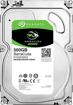 Disk Seagate BarraCuda 500GB, 3,5
