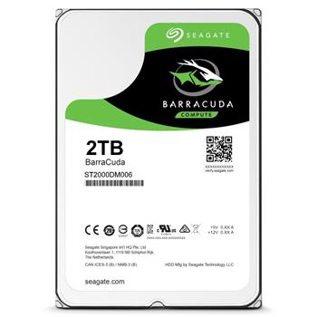 Disk Seagate BarraCuda 3,5