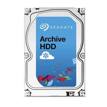 Disk Seagate Archive 6TB 128MB SATAIII 5900rpm