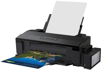 Tlačiareň Epson L1800 A3+, 15ppm, 6ink, USB, PHOTO TANK SYSTEM
