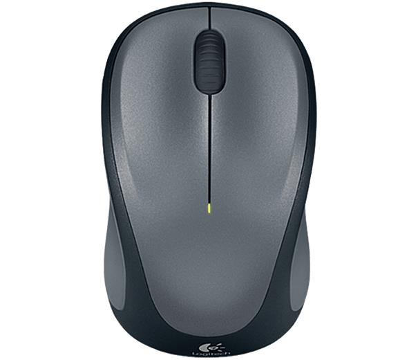Myš Logitech Wireless Mouse M235 nano QuickSilver