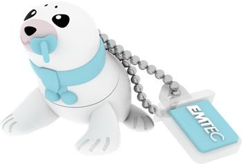 Flashdisk EMTEC M334 Baby Seal 8GB USB 2.0