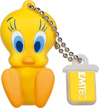 Flashdisk EMTEC L100 Tweety 8GB USB 2.0