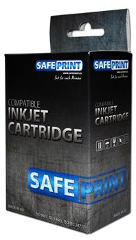 Atrament Safeprint F6V25AE (No. 652) kompatibilní pro HP | Black | 20ml | 1200str
