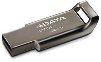 Flashdisk Adata UV131 64GB USB 3.0 kovová