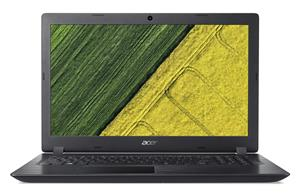 Notebook Acer Aspire 3 15,6, i3-6006U, 4GB, 128SSD, W10 černý