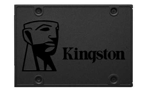 SSD disk Kingston A400 480GB, SATA3, 2.5, 500/450MBs