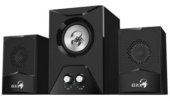 Repro Genius Speaker SW-G2.1 500 15W gaming
