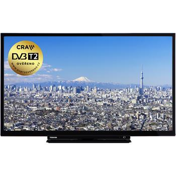 Televízor Toshiba 28W1763DG HD TV T2/C/S2 (71cm) HD Ready