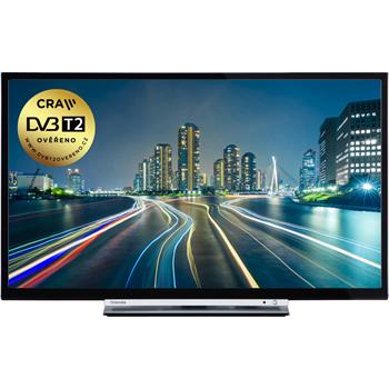 Televízor Toshiba 32W3763DG SMART HD TV T2/C/S2 (81cm) HD Ready