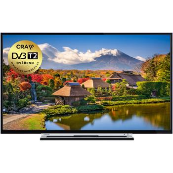 Televízor Toshiba 43L3763DG SMART FHD TV T2/C/S2 (109cm) Full HD