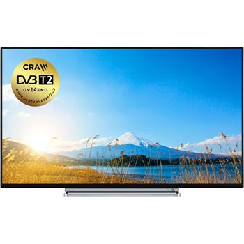 Televízor Toshiba 49U5766DG SMART UHD TV T2/C/S2 (124cm) Ultra HD