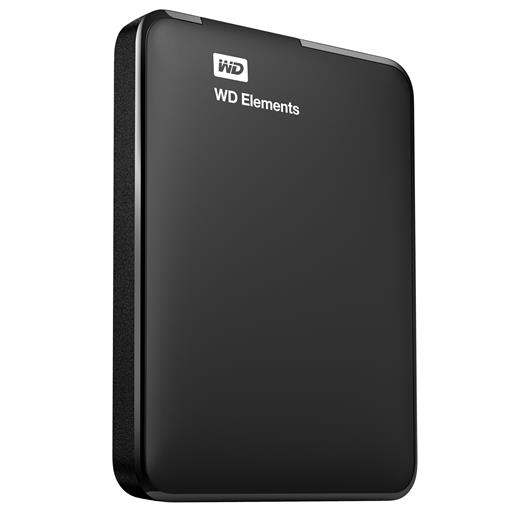 Disk Western Digital Elements Portable 750GB, USB 3.0, 2.5