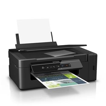 Tlačiareň Epson L3050, 3in1, CIS, A4, 33ppm black, 4ink, USB, Wi-Fi, Eco tank + 3 inkoust + 100x Foto + 500x Office papí