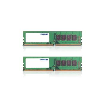 Pamäť Patriot 16GB DDR4-2133MHz CL15, kit 2x8GB s chladičem