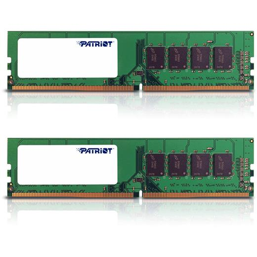 Pamäť Patriot 8GB DDR4-2400MHz CL16, kit 2x4GB