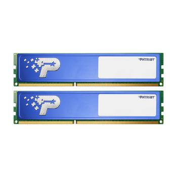 Pamäť Patriot 8GB DDR4-2400MHz CL16, kit 2x4GB s chladičem