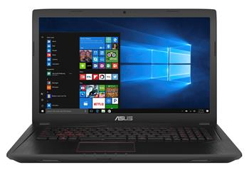 Notebook Asus FX753VD 17,3