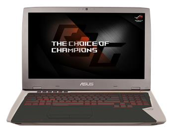 Notebook Asus G701VIK 17,3