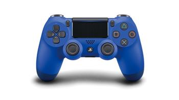 Gamepad SONY PLAYSTATION PS4 DualShock 4 Controller Blue v2