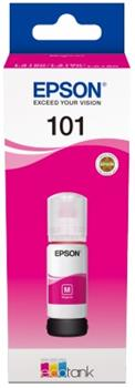 Atrament Epson 101 EcoTank Magenta ink bottle